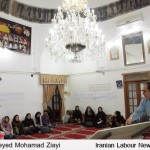 2nd workshop on Kufic script and calligraphy - Farashah, Yazd, 2012 - Presented by Seyed M Vahid Mousavi Jazayeri