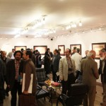 "The World of Kufic Script: Historical Secrets, Contemporary Needs -	Academic meeting on Kufic Script in collaboration with scholars and artisans •	Opening ceremony of Kufic Manuscripts by ""Seyed M Vahid Mousavi Jazayeri"" - 30th Nov 2012"